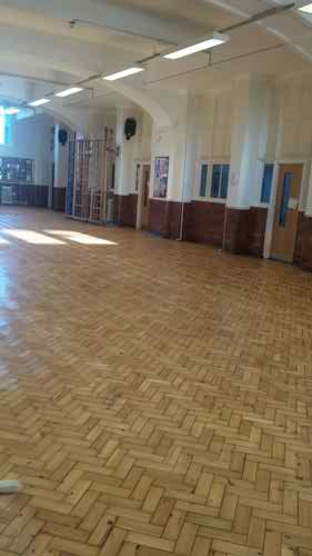 Hillcrest_School_Leeds_After_sanding_and_lacquering