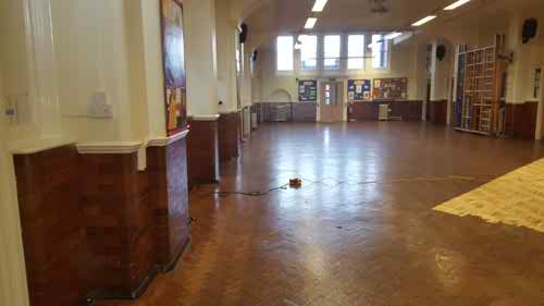Hillcrest_School_Leeds_Before_sanding_and_renovating