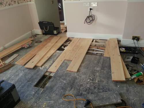 before wood floor Emma Thomson