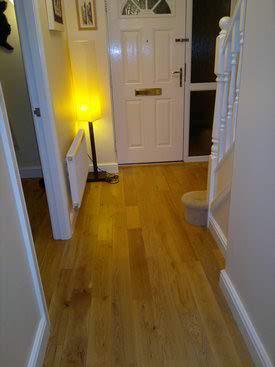 re sized hallway