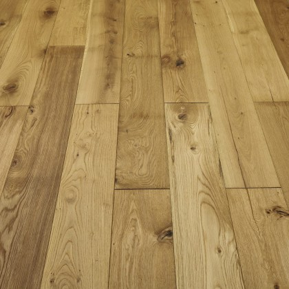 underfloor heating and solid wood flooring?