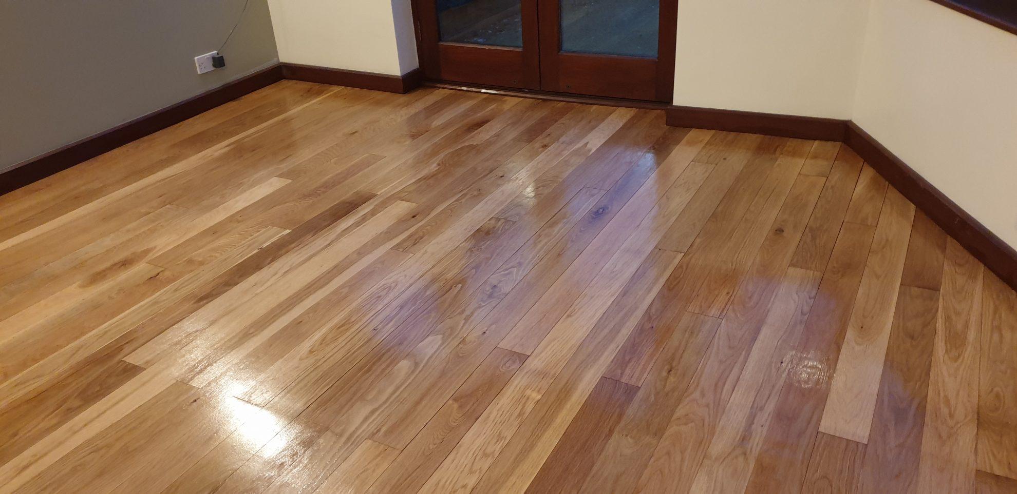 restored floor